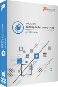 Paragon Backup & Recovery Pro v17.4.3