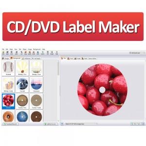 CD/DVD Label Maker