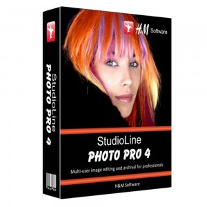 StudioLine Photo Pro v4.2.45