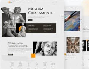 Mercury v.1.1.0 – Museum, Events, and Exhibitions Theme