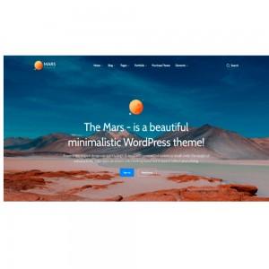 Mars v.1.1.0 – Multipurpose Creative Studio and Agency Template