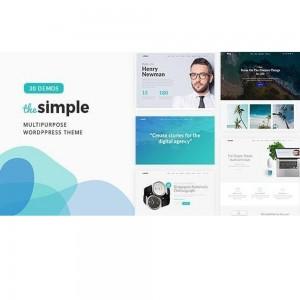 v.2.7.0 The Simple – Business WordPress Theme