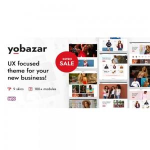 Yobazar – Elementor WooCommerce WordPress Theme v.1.0.2