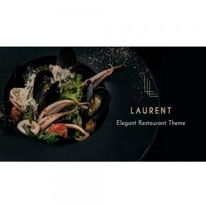 Laurent Elegant Restaurant Theme v.2.5