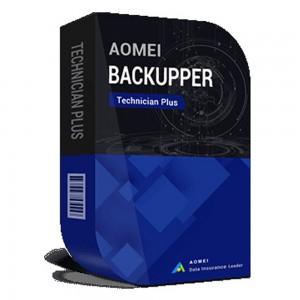 AOMEI Backupper Technician Plus v6.5.1