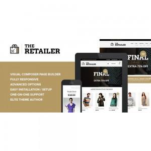 The Retailer Premium WordPress Theme for WooCommerce Online Store v3.2.9